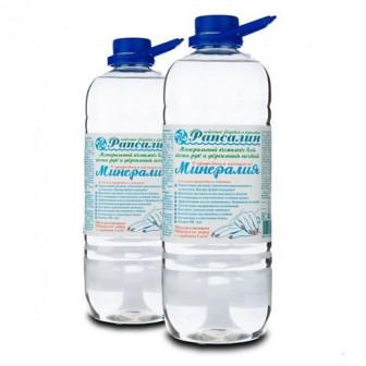 Для укрепления ногтей и кожи рук жидкий минеральный комплекс «МИНЕРАЛИЯ», 2 литра