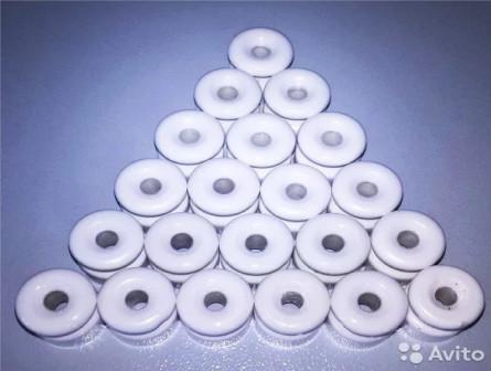 Изоляторы керамические Винтаж