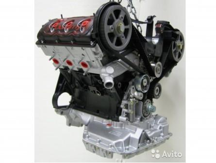 Двигатель AKE 2.5 tdi откапиталенный