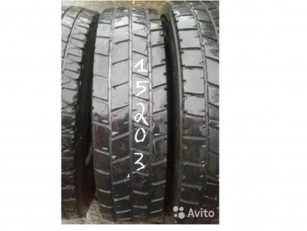 Груз. шина бу 225 80 R 17.5 Bridgestone Art.15203