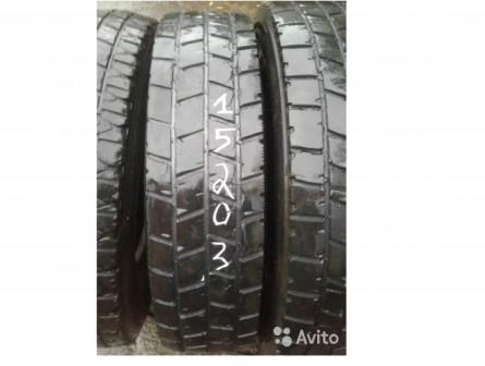 Груз. шина бу 225 80 R 17.5 Bridgestone Art.15203
