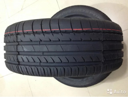Новые летние шины Profil ProSport 215/45/R17