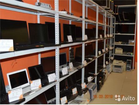 Ноутбуки бу большой выбор