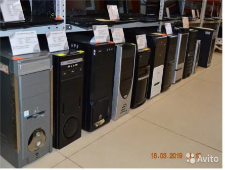 Системные блоки, компьютеры