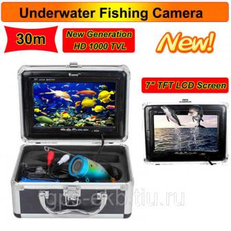 Подводная камера Сом 7L экран 7 в кейсе