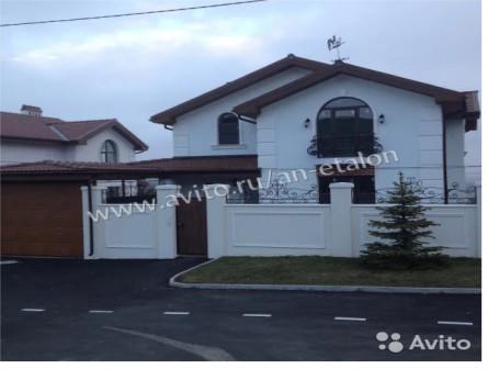 Дом 140 м² на участке 4.5 сот.