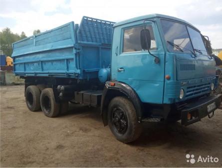 Продам Камаз 55102 сельхозник