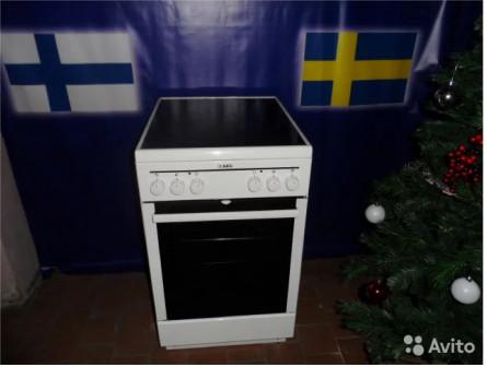 Красивая керамика AEG из Финляндии и Швеции