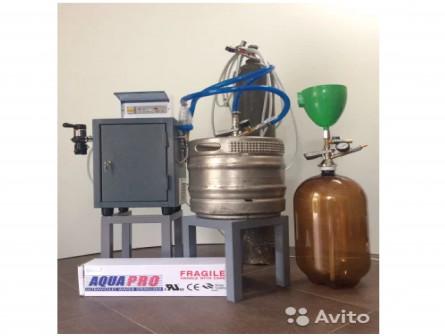 Оборудование для производства кваса, пива, сидров
