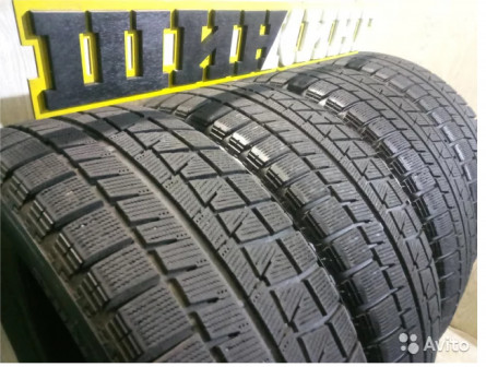 Bridgestone blizzak Revo GZ (4 шт) 215/60 R16