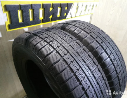 Toyo winter Tranpath MK4 (2 шт) 215/65 R16