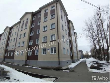 3-к квартира, 61.2 м², 3/5 эт.