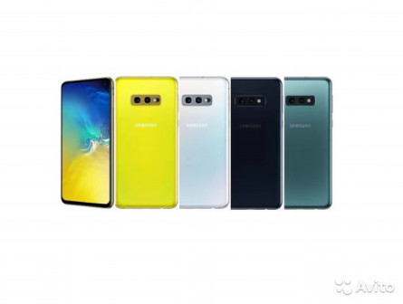 SAMSUNG Galaxy S10, S10+, S10e 128gb