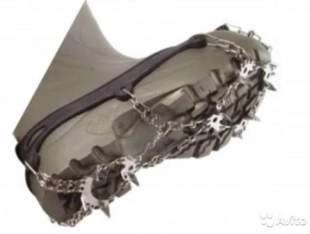 Кошки на обувь Alaskan