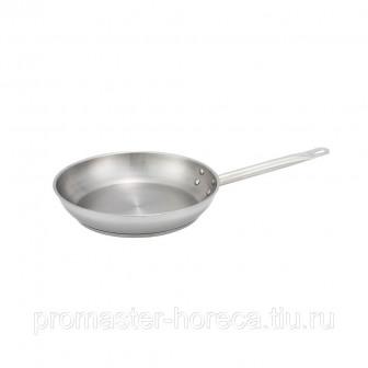 Сковорода нержавеющая сталь 1,5 л (20 х 5 см)
