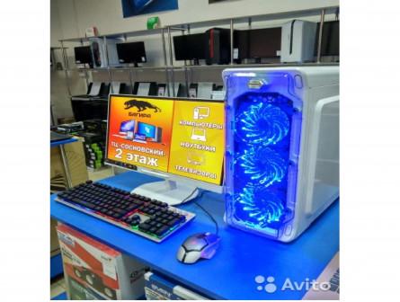 Новый AMD A6-9500/4/SSD240/GT 1030