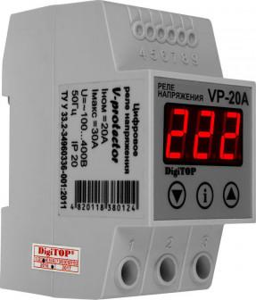 Реле напряжения digitop VP-20A