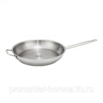Сковорода нержавеющая сталь 3,5 л (28 х 6 см)