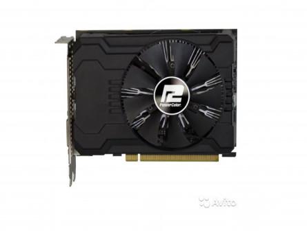 Видеокарта PowerColor AMD Radeon RX 550 2Гб