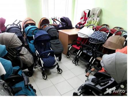 Прогулочные коляски yoya, babytime, mstar новые