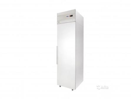 Шкаф холодильный с глухой дверью polair CM107-S