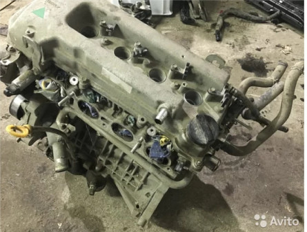 Двигатель Geely Emgrand EC7