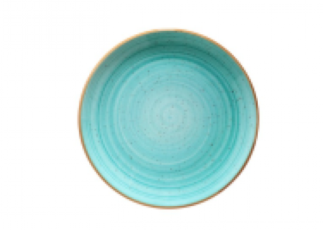 Bonna AQUA AURA Тарелка глубокая без борта AAQ GRM 20 CK (20 см, голубой)