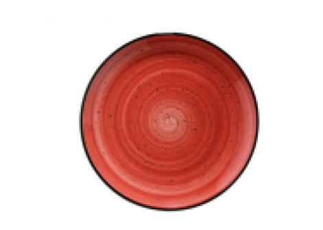 Bonna PASSION AURA Тарелка плоская APS GRM 25 DZ (25 см, красный)
