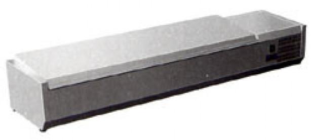 Витрина, настольная, охлаждаемая GASTRORAG  VRX 1600330 ss