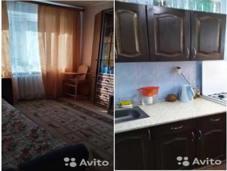 2-к квартира, 33.2 м², 1/5 эт.