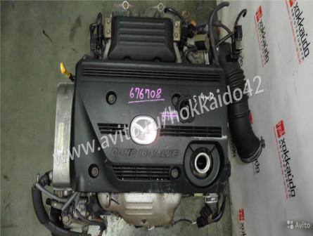 Двигатель, Mazda FS, №: 676708, 4WD, 33 000 с наве