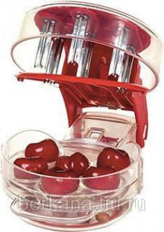 Машинка для удаления косточек из вишни Prepworks Cherry Pitter