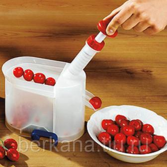 Отделитель вишни от косточек