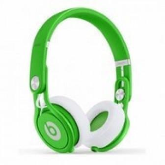 Наушники Beats Mixr by David Guetta NEON зеленые
