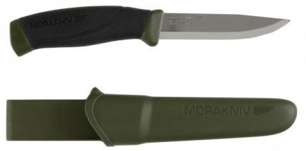 Нож MORA Companion MG (S   нержавеющая сталь)