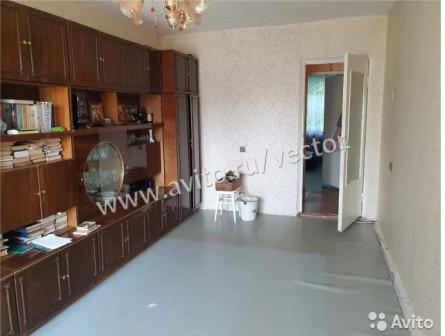 2-к квартира, 53.3 м², 2/5 эт.