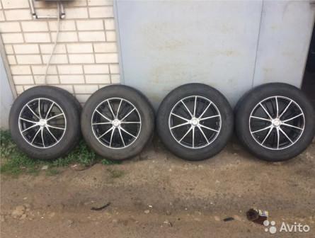 Колеса NZ SH611 Dunlop 225/65 R17