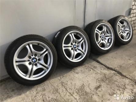68 стиль BMW E46 колеса 68 style