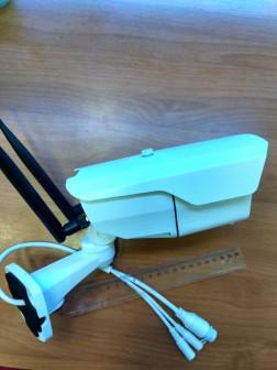 Видеокамера 4G