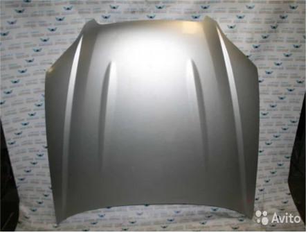 Капот Субару Аутбек BP OBK (алюминий) 03-09 57229A