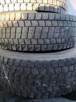 Грузовые шины бу 315 70 R 22 5 Bridgestone