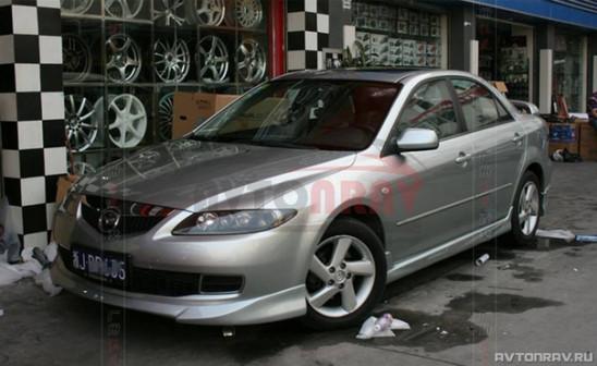 Комплект обвеса Sport Line для для Mazda 6 GG/GY (Рестайлинг) 2005-2008 г.в.