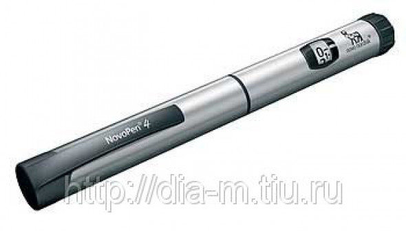 Шприц ручка NovoPen 4 шаг 1 ед