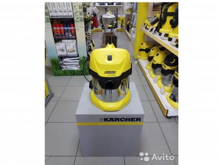 Karcher WD 3 Premium home Пылесос хозяйственный