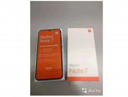 Новые Xiaomi Note 7 - на Карла Маркса 44 Моби-Тел
