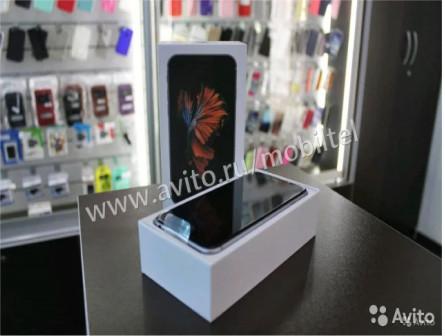 iPhone 6s 16 64 gb SpaceGray