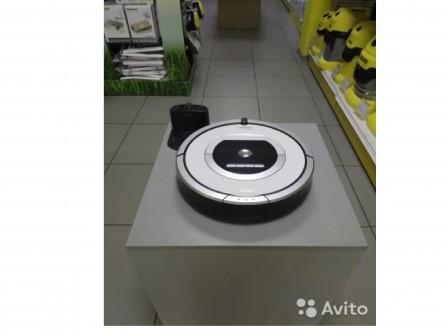 Бытовой робот пылесос Irobot Roomba 776