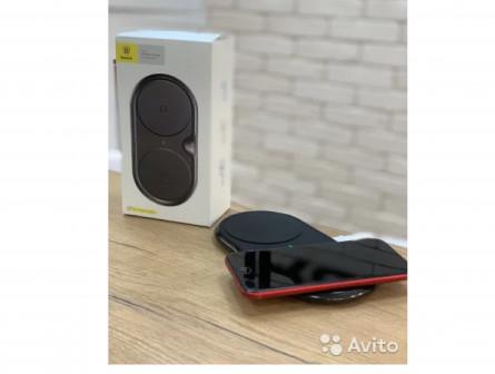 Беспроводное зарядное устройство Baseus Dual Wirel