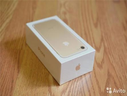 iPhone 7 32GB Gold Новый