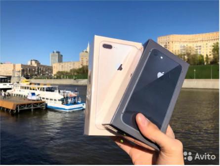 iPhone 8 / 8 Plus 64-256gb. Гарантия. Рассрочка